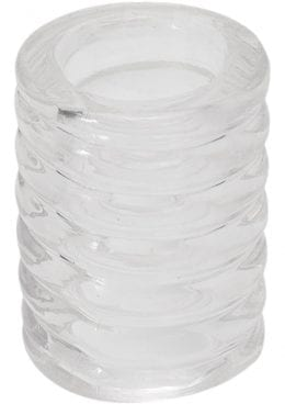 TitanMen Tools Cock Cage Clear