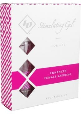 ID Stimulating Gel For Her 1 Ounce Lubricant