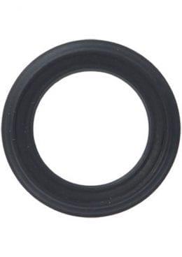 Adonis Silicone Rings Ceasar Black
