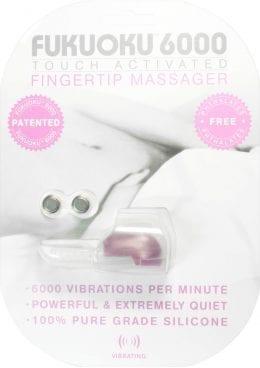Fukuoku 6000 Fingertip Massager Silicone