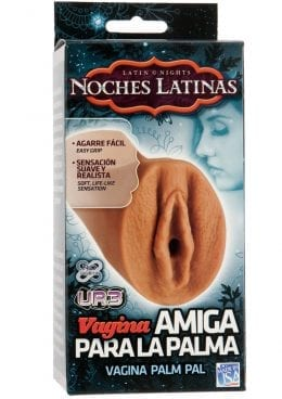 Noches Latinas Latin Nights Vagina Palm Pal Flesh
