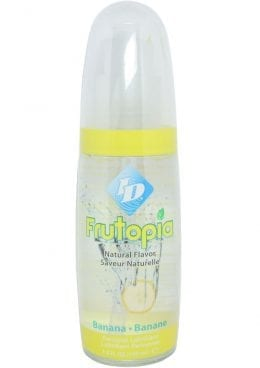 Frutopia Flavored Lubricant Banana 3.4 Ounce