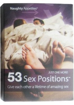 53 Sex Postions Cards