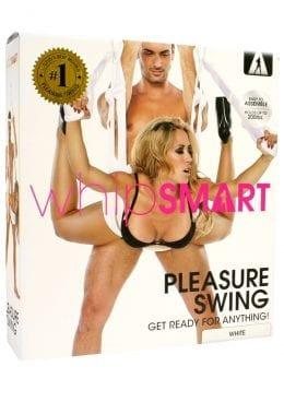 Whip Smart Pleasure Swing White