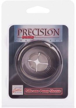 Precision Pump Silicone Sleeve Smoke