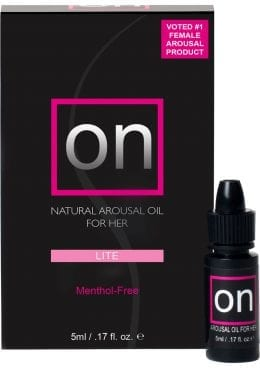 On Arousal Oil Light For Her Boxed .17 Ounce Bottle