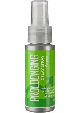 Proloonging Delay Spray For Men 2 Ounce Bulk