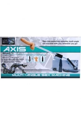 Love Botz Axis Multi Angle Sex Machine 15 Inch
