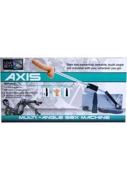 Love Botz Axis Multi Angle Sex Machine 15 Inch
