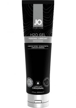Jo H2o Gel Lube for him 4 Ounce