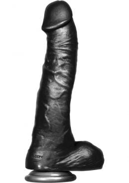 Falcon Big Black Cock Twizted 11.75 Inch