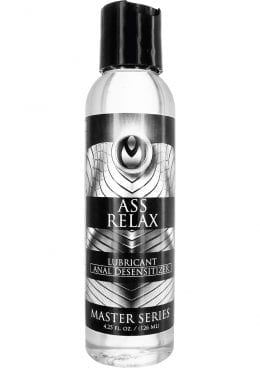 Ass Relax Desensitizing Numbing Lube 4.25oz