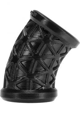 Morph Curved Silicone Ballstretcher Black