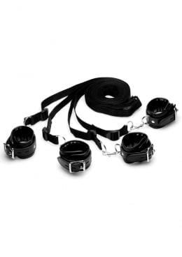 Strict Bed Restraint Kit Black