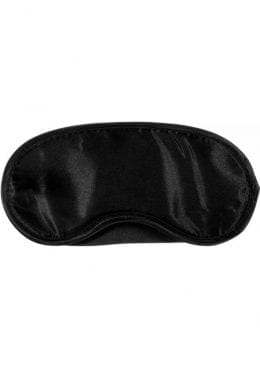 Kinx Tease and Please Padded Blindfold Black