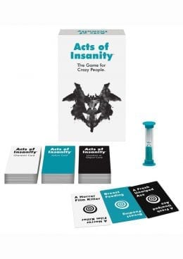 Acts Of Insanity Card Game