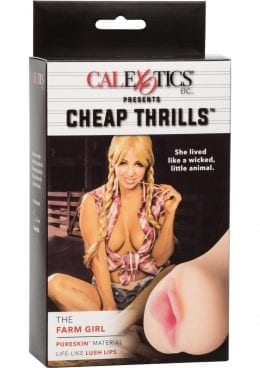 Cheap Thrills The Farm Girl Pussy Stroker Flesh