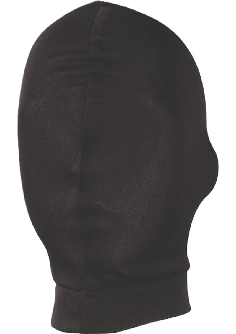 Lux Fetish Stretch Hood Black One Size Fits All