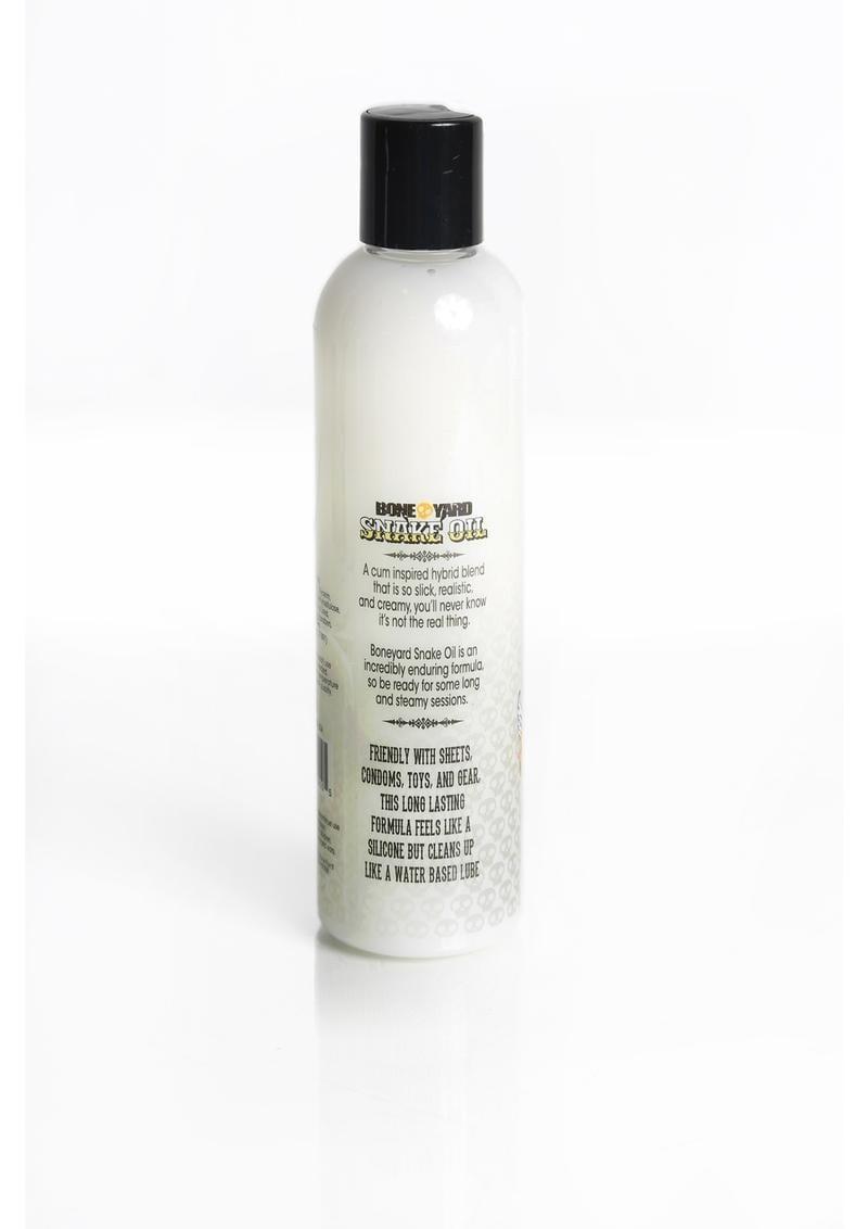 Boneyard Snake Oil Cum Hybrid Lube 8.8 Ounce