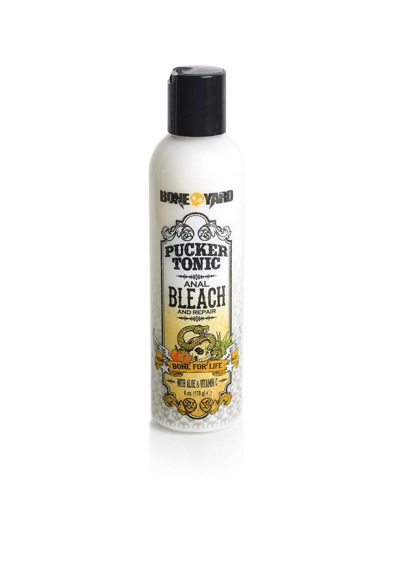 Boneyard Pucker Tonic Anal Bleach And Repair 6 Ounce