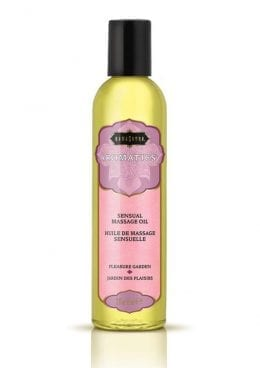 Aromatics Sensual Massage Oil Pleasure Garden 2 Ounce