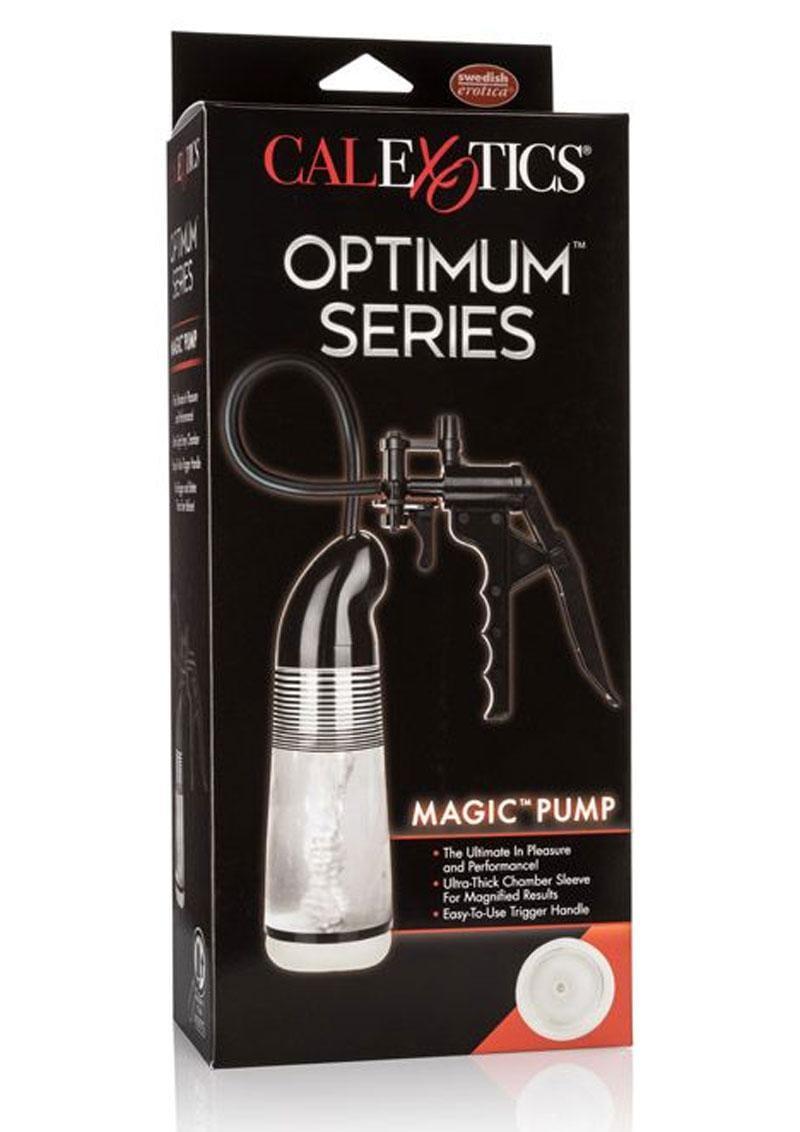 Optimum Series Magic Pump With Sleeve 6.25 Inch