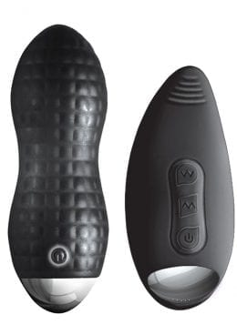 Intense Dual Vibe Kit # 3 USB Rechargeable Silicone 10X Vibrators Waterproof Black