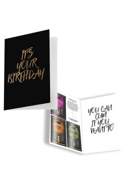 Naughty Notes Greeting Card Its Your Birthday 1 Card