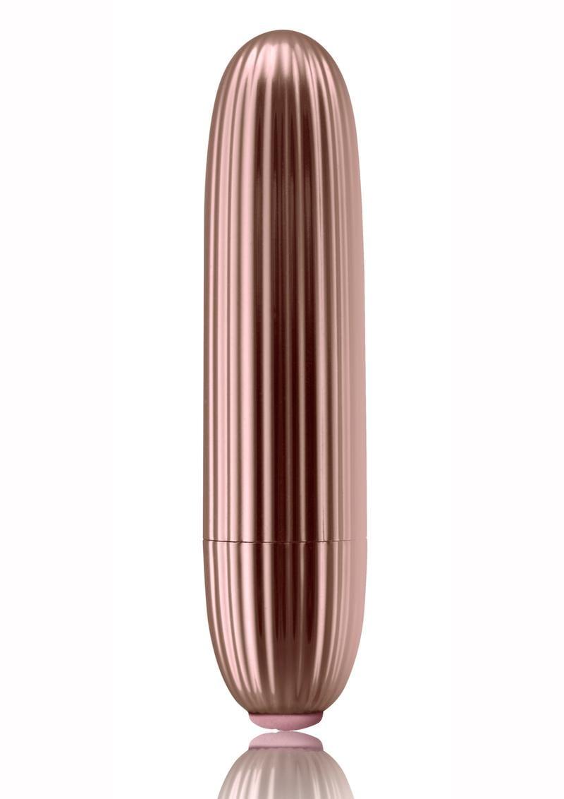 Coco Opulent Pleasures Bullet Waterproof Rose Gold