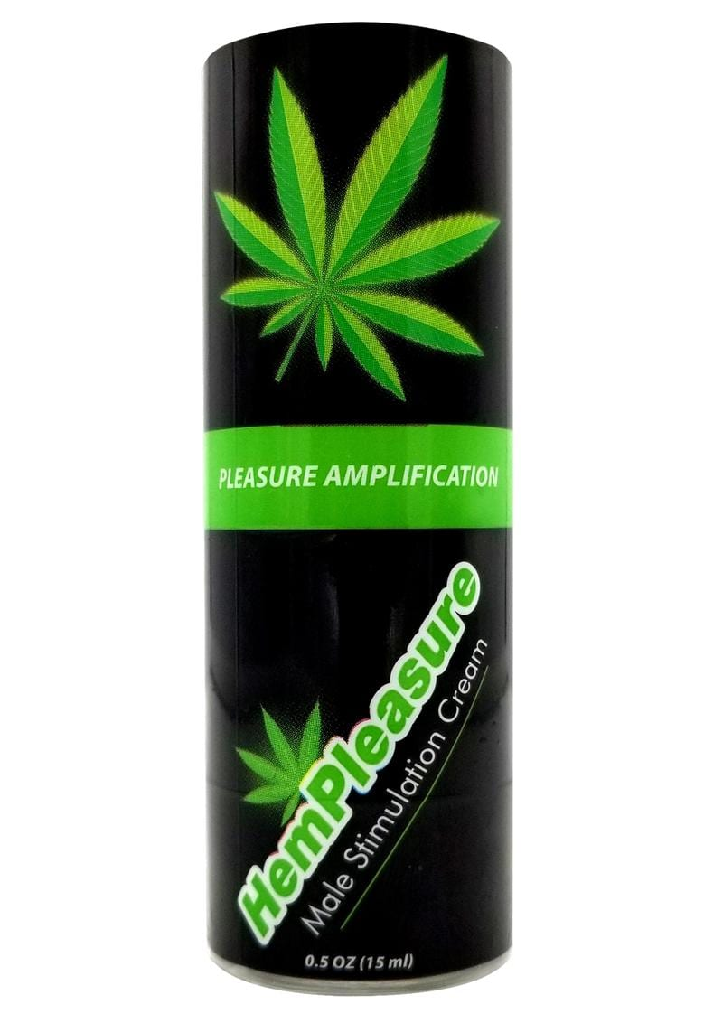 HemPleasure For Men .5 Ounce Bottle