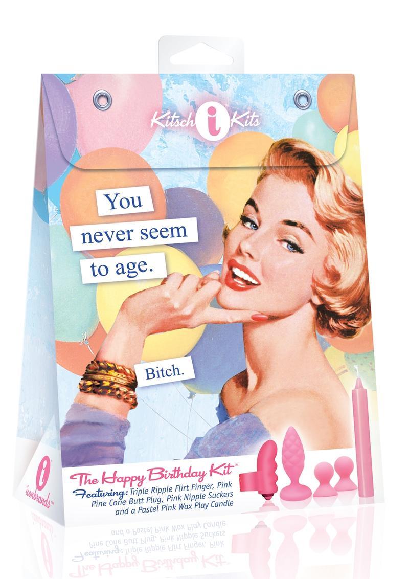 Kitsch Kits The Happy Birthday Kit