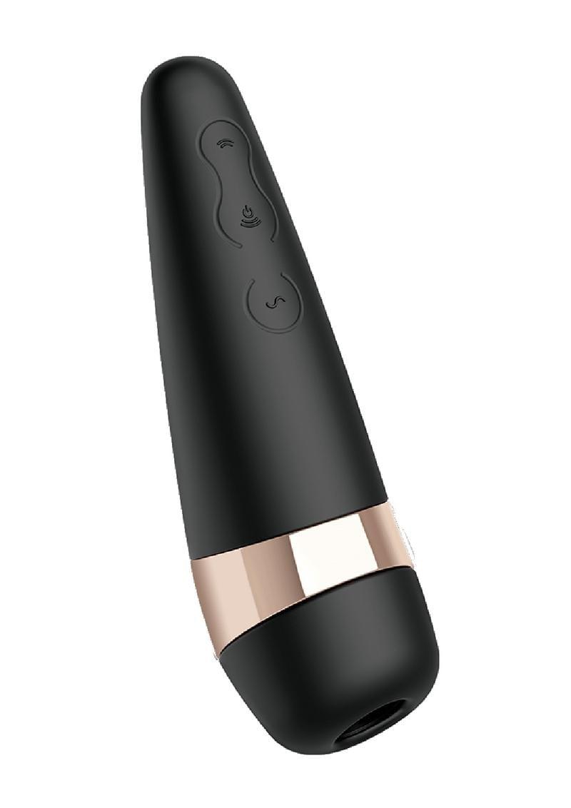 Satisfyer Pro 3 Vibration Black Female Stimulation