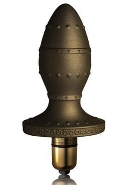 Dominus Bronze Vibrating Anal Plug