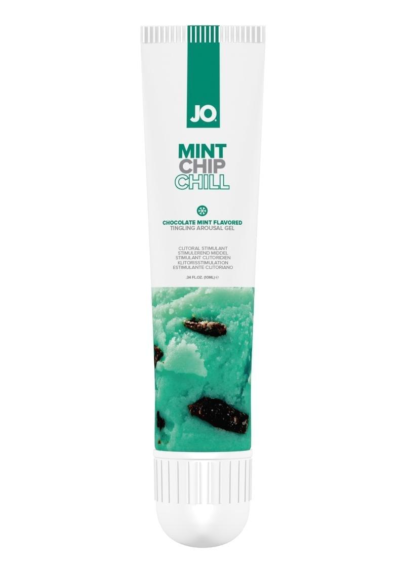 Jo Mint Chip Chill Arousal Gel Water Based Vegan