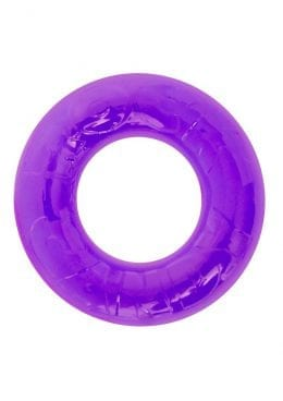 Rock Candy Gummy Ring Purple