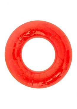 Rock Candy Gummy Ring Red