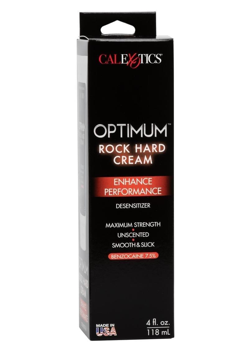 Optimum Rock Hard Cream 4oz