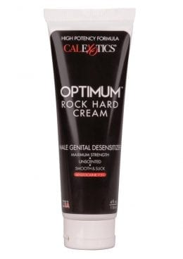 Optimum Rock Hard Cream 4oz
