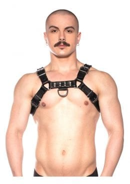 Prowler Red Bull Harness Black Md