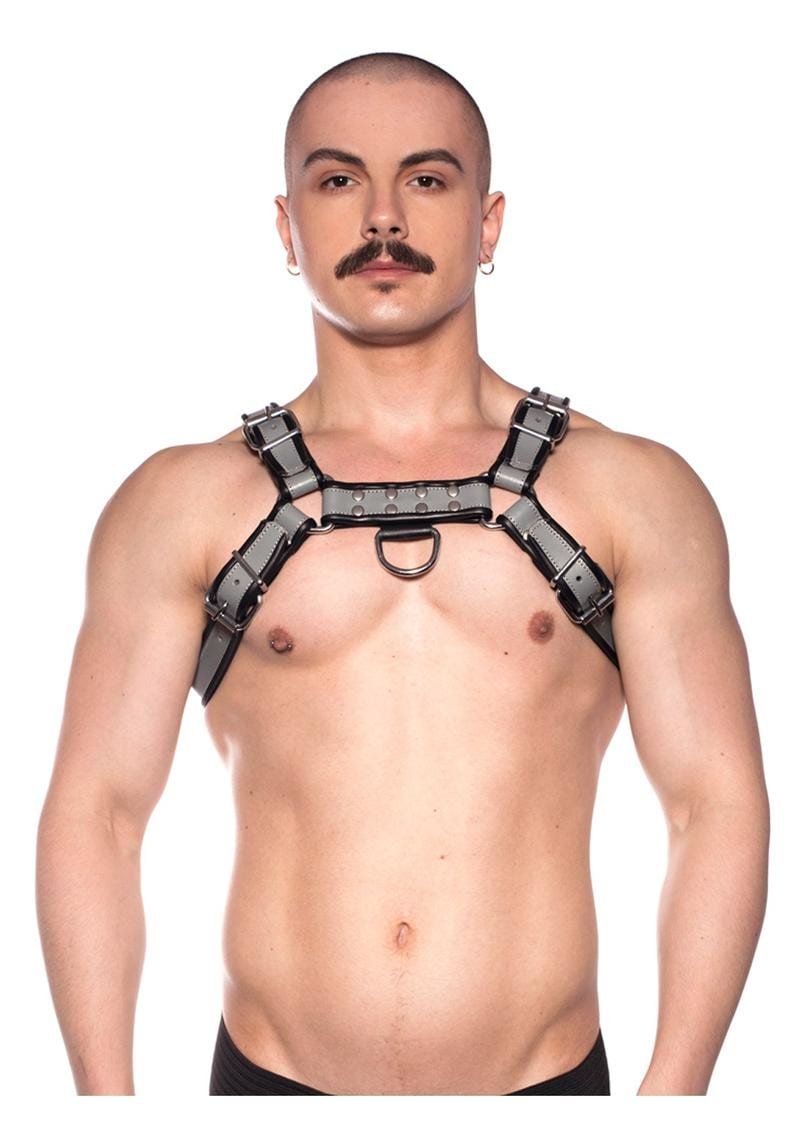 Prowler Red Bull Harness Grey Sm