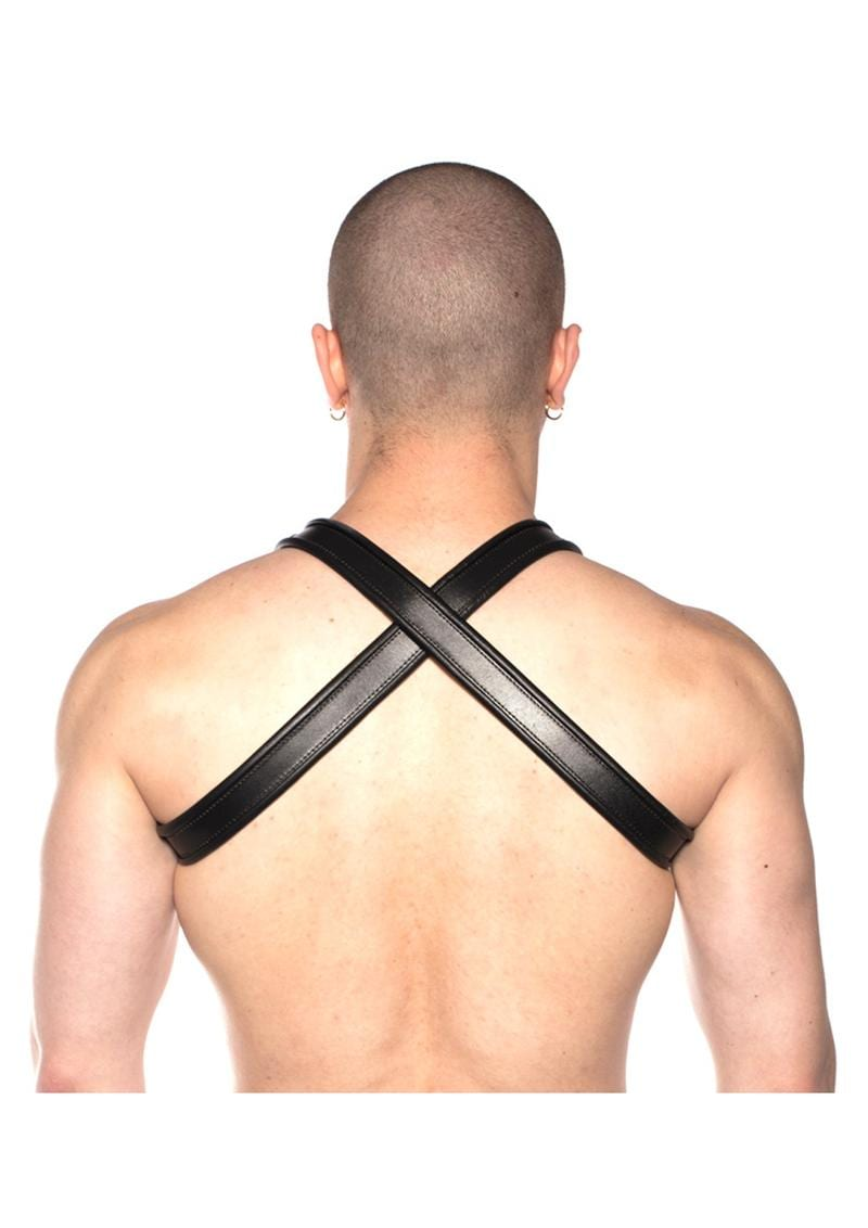 Prowler Red Cross Harness Red S/m