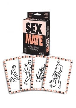 Sex Mate Card Game