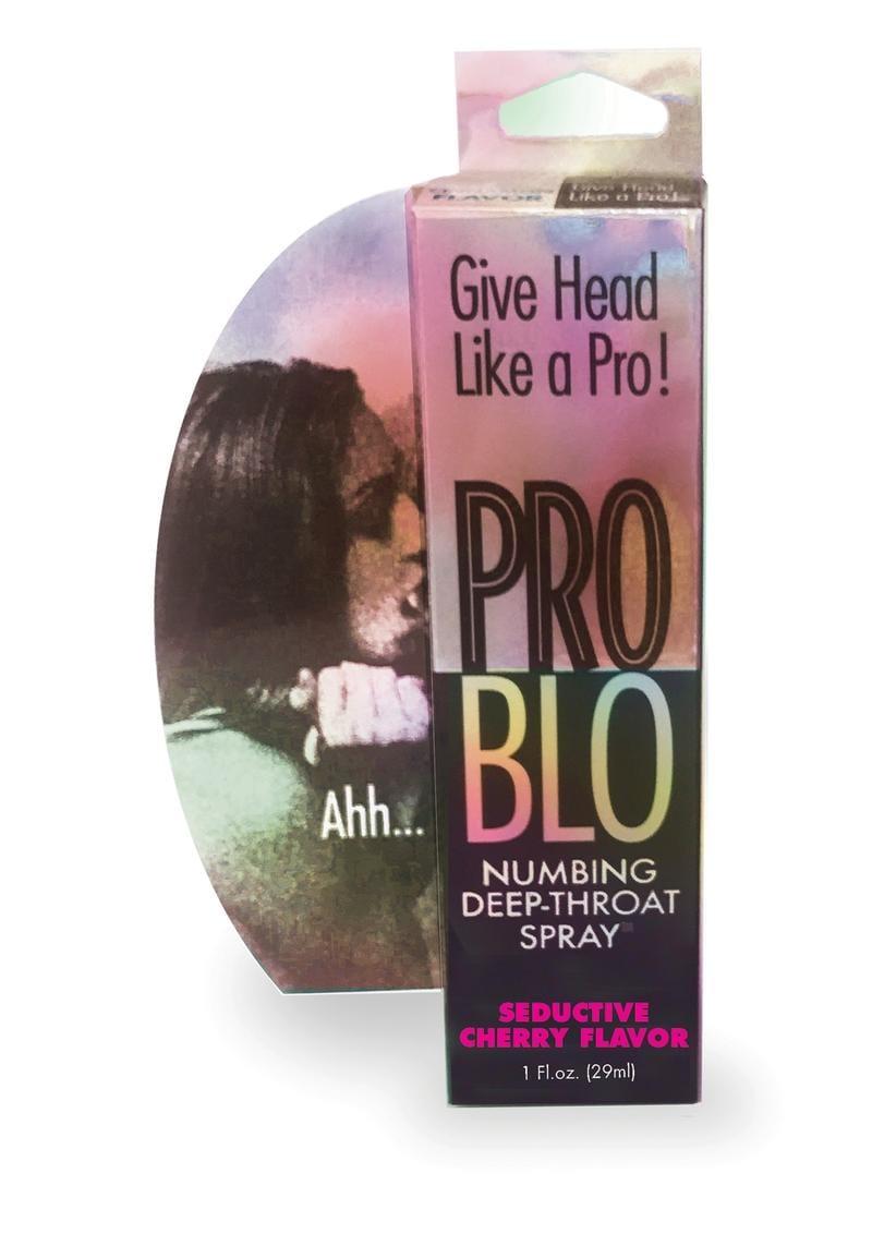 Pro Blo Numbing Spray Cherry 1oz