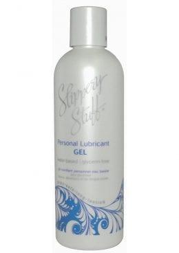 Slippery Stuff Water Based Gel Lubricant 8 Ounce