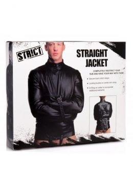 Strict Straight Jacket Large Bondage and Fetish