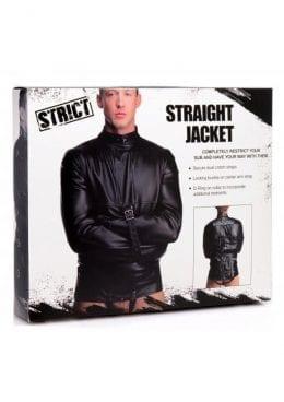 Strict Straight Jacket Xl Bondage and Fetish