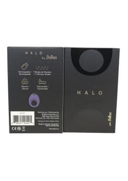 Bellesa Halo Purple