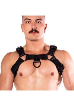 Prowler Red Noir Harness Prem Blk Xxl