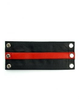 Prowler Red Leather Wrist Wallet Red Xl