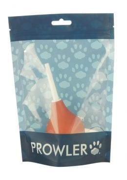 Prowler Small Bulb Douche Anal Hygiene Orange